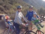 Biking with babies