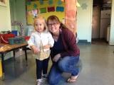 First day ofpreschool!