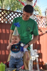 Asher's birthday!