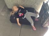 Traveling is Tiring