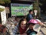 Biking Kyoto
