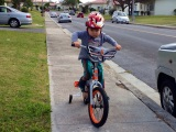 Training Wheels (video clip)