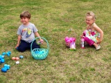Camping Easter